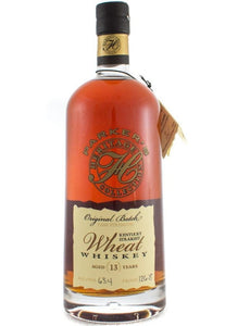 Parker's Heritage Collection Batch 2 8th Edition 13 Year Old Wheat Whiskey 750ml 126.8 Proof