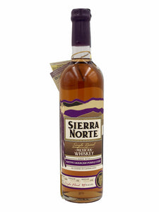 Sierra Norte Purple Corn Mexico Whiskey 750ml
