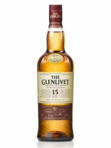 The Glenlivet 15 Year Old French Oak Reserve Scotch Whisky 750ml