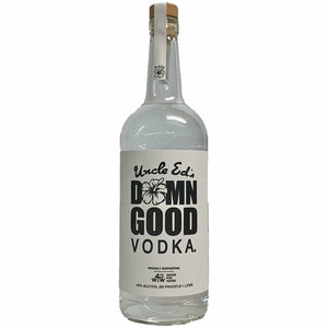 Uncle Ed's Damn Good Vodka 1L