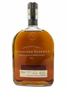 Woodford Reserve Distiller's Select Bourbon Whiskey 750ml