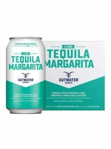 Lime Tequila Margarita 4/12oz