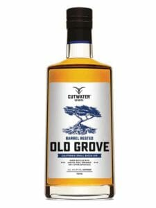 Barrel Rested Old Grove Gin 750ml