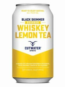 Black Skimmer Bourbon Whiskey Lemon Tea 4/12oz