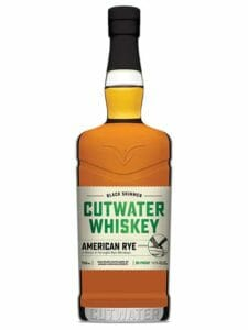Cutwater Spirits Black Skimmer American Rye Whiskey 750ml