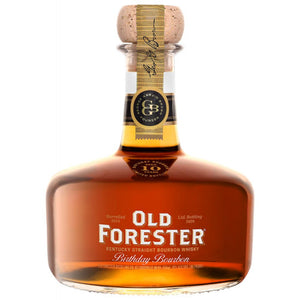 Old Forester Bourbon Birthday Edition 2020 750ml