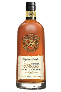 Parker's Heritage Collection Batch 1 8th Edition 13 Year Old Wheat Whiskey 750ml 127.4 Proof