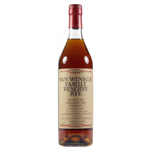 Van Winkle Family Reserve 13 Year Old Rye 750ml
