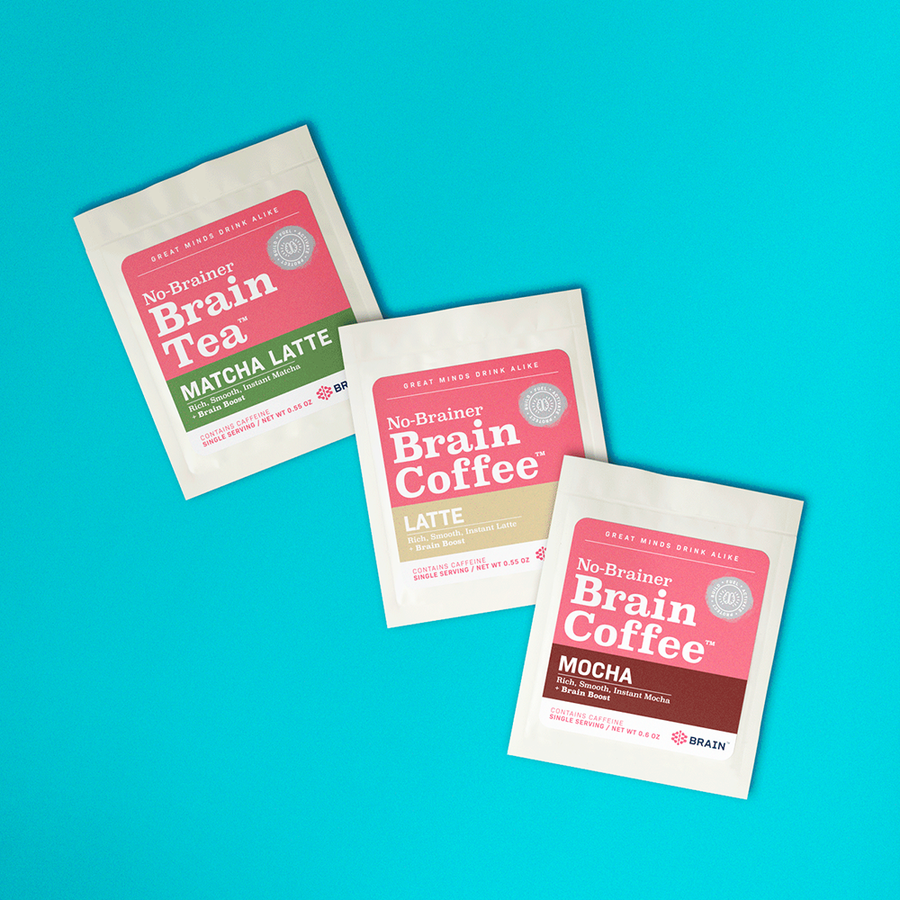 No-Brainer Brain Brew Sampler