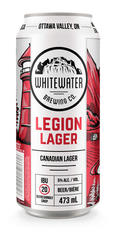 Cans - Legion Lager
