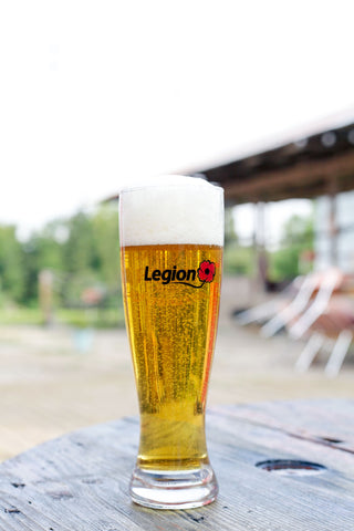 Legion Lager Glass - 16oz