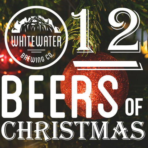 The 12 Beers of Christmas