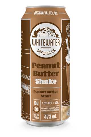 Cans - Peanut Butter Shake