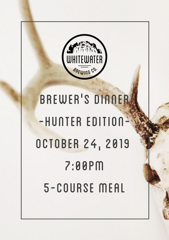 Brewer's Dinner - Hunter Edition