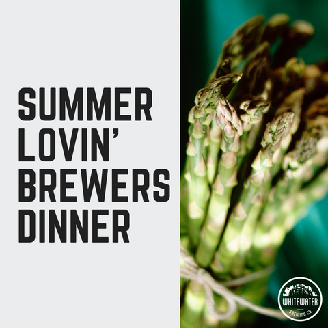 Summer Lovin' Brewer's Dinner