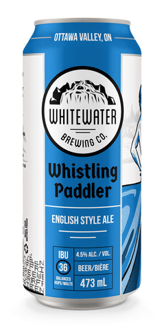 Cans - Whistling Paddler