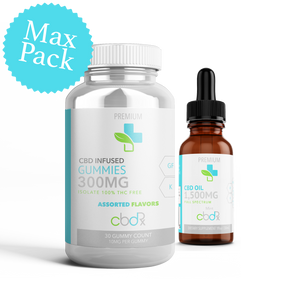 Full Spectrum Max Pack - Our Wellness Rx