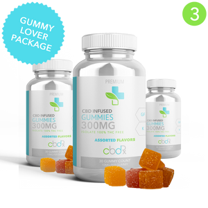 Gummy Lovers Package - Our Wellness Rx