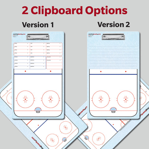Hockey Clipboards