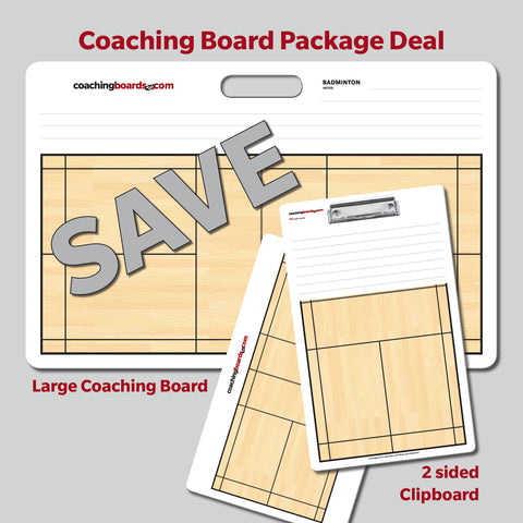 Badminton - Coaches Package Deal