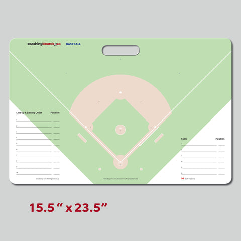 baseball coaching board