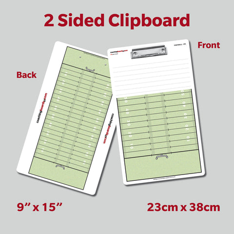 Football (CFL) - Clipboard