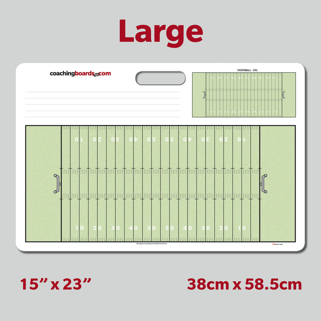 Football (CFL) - Large