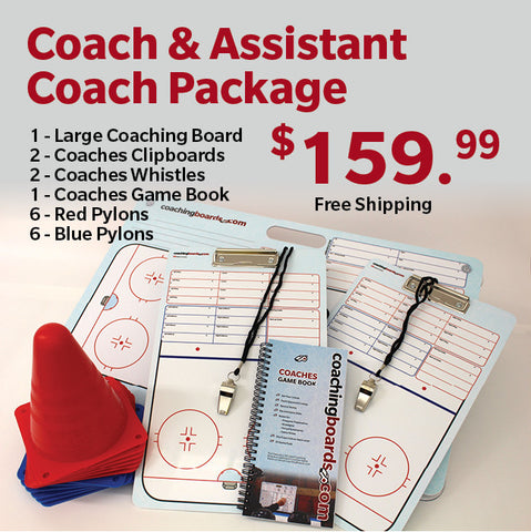 Coach & Assistant Coach Package