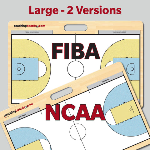 Large Basketball Coaching Boards