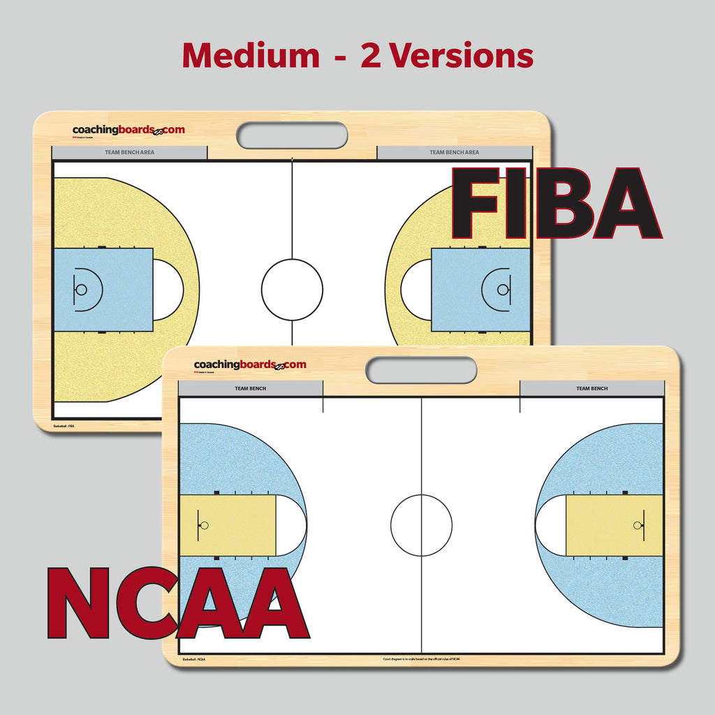 Medium Basketball Coaching Boards