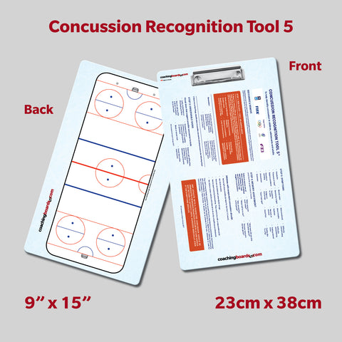 Ringette - Concussion Recognition Tool 5