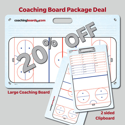 Coaching Board Package - Ringette