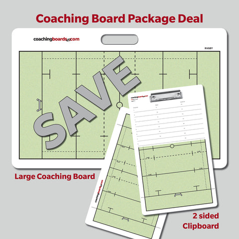 Rugby - Coaches Package Deal