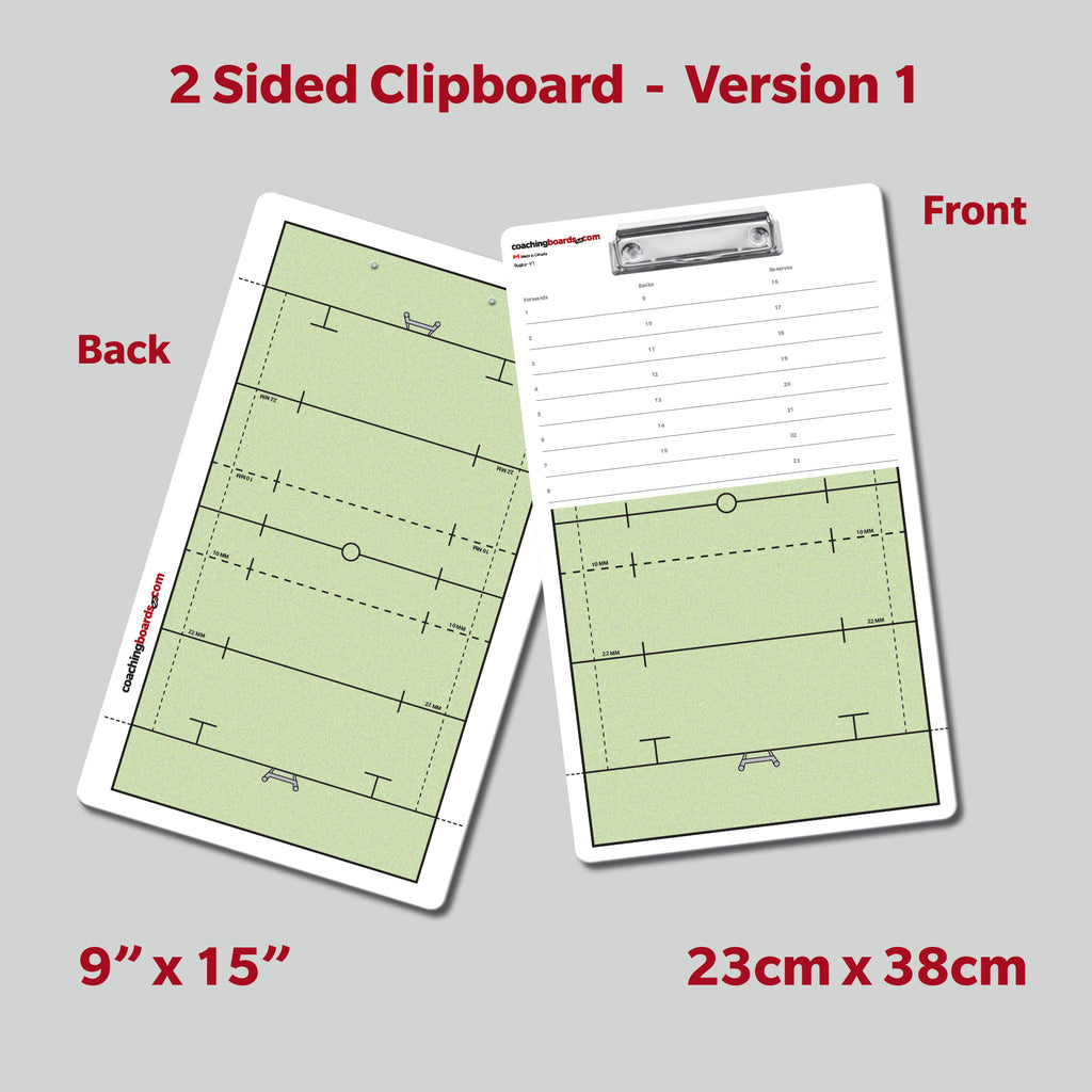 Rugby - Clipboard