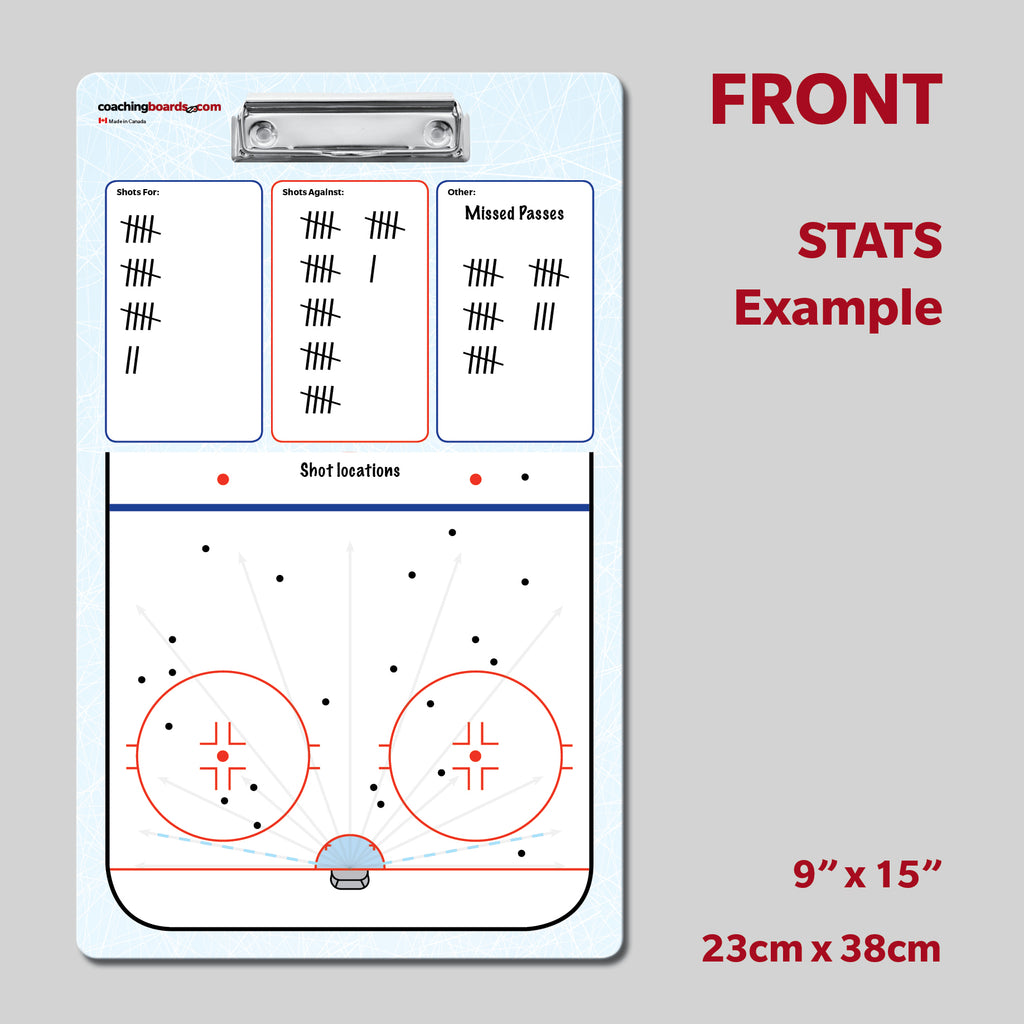 Hockey STATS Clipboard