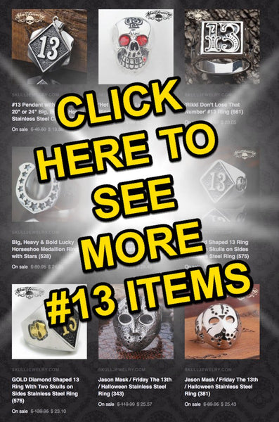 more #13 items