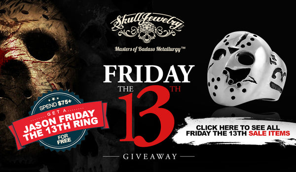 friday the 13th ring