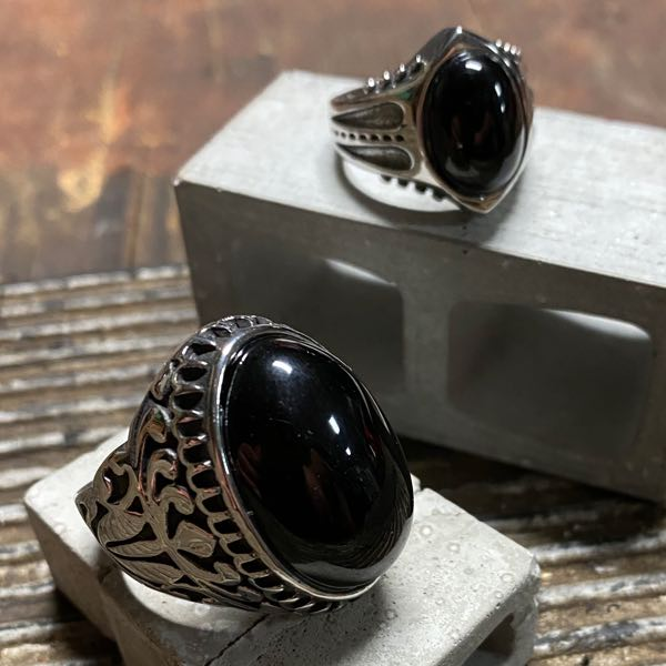 black sabbath ring