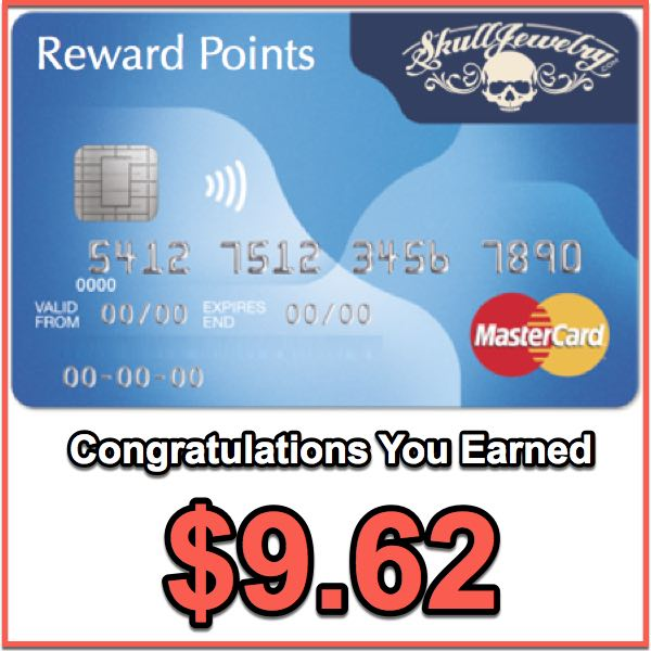 $9.62 in reward points earned