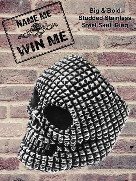 win this skull ring