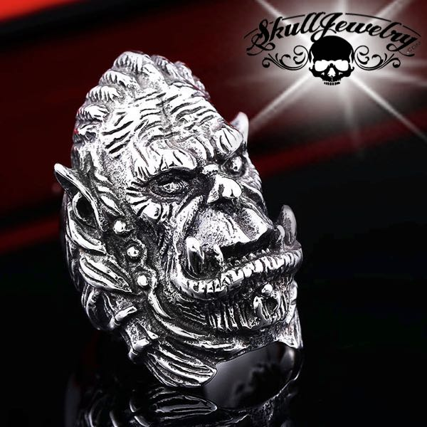 'The Ogre' Ring