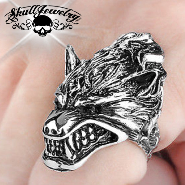 'Big Bad Wolf' Ring
