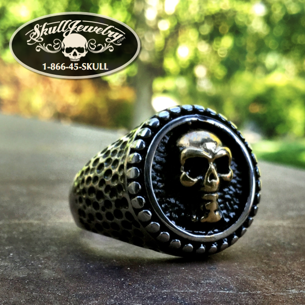 Estimated Prophet Skull Ring