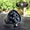 'Some Gave All' Fleur-de-lis Ring