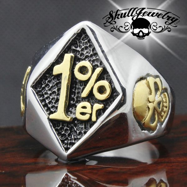 Two-Tone 1% Ring