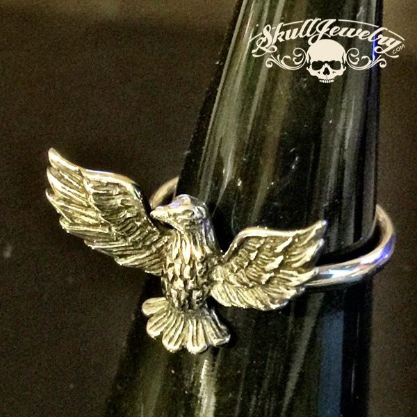 'Best Of My Love' Eagle Ring