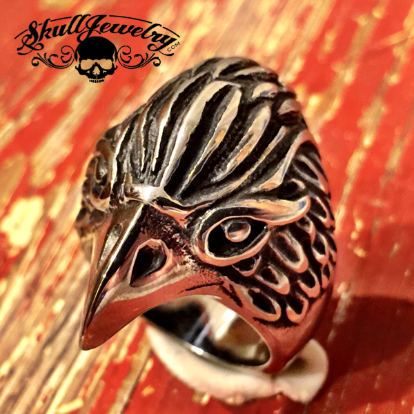 'Take It To The Limit' Eagle Ring.