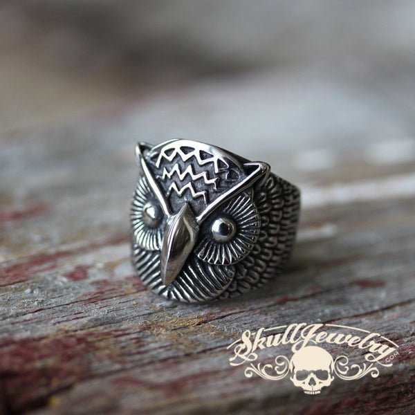 hunger games owl ring