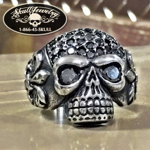 NEW 'Gas Monkey' Skull Ring