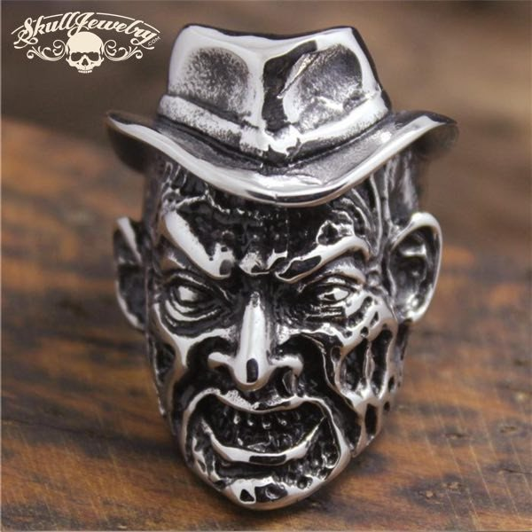 Freddy Krueger Wes Craven's A Nightmare on Elm Street ring